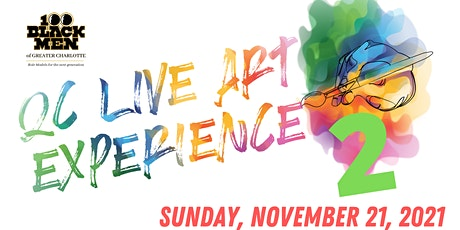 QC LIVE ART EXPERIENCE 2 tickets