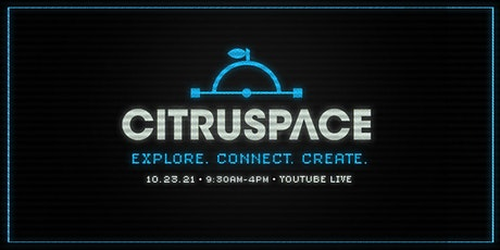 5th Annual Citruspace 2021 tickets