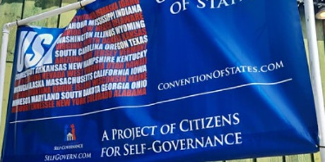 Convention of States Town Hall tickets