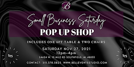 Bell Events Studio- Small Business Saturday Holiday Pop Up Shop! tickets