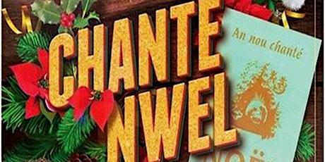 CHANTÉ NWEL - a French Caribbean Christmas Celebration tickets