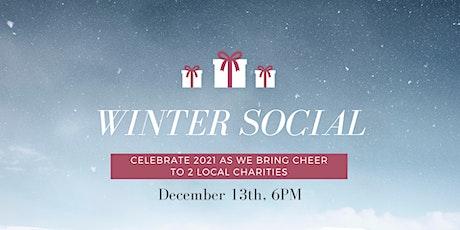 Winter Social tickets
