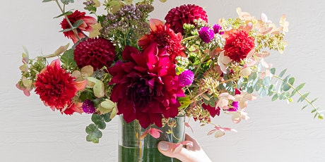 Floral Design Class with Edible Flowers Author Monica Nelson tickets