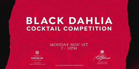 Black Dahlia Cocktail Competition tickets