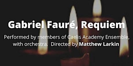 All Souls - Faure Requiem tickets