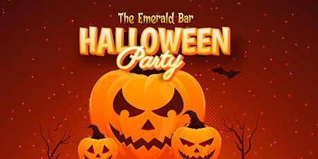 The Emerald Bar Halloween Party 2021 tickets