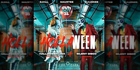 Hollaween Jam & Silent Disco tickets