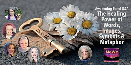 The Healing Power of Words, Images, Symbols & Metaphor tickets