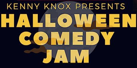 Halloween Comedy Jam tickets