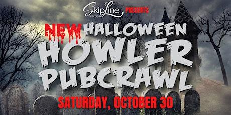 2021 - The NEW Halloween Howler! tickets