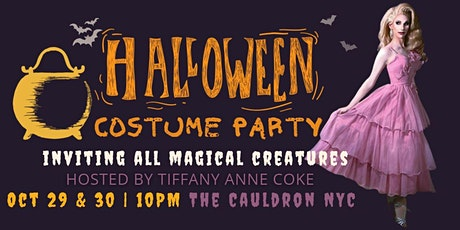 The Cauldron Halloween Costume Party 2021 tickets