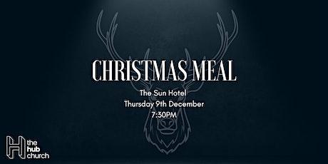 The Hub Christmas Do tickets