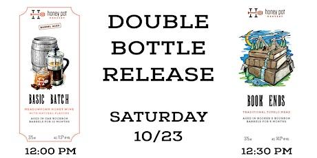 BA Basic Batch & Book Ends Bottle Release tickets