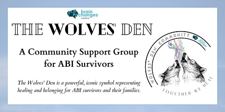 The Wolves' Den: A Community Support Group for ABI Survivors tickets