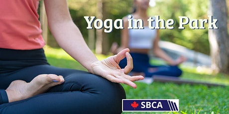 Yoga in the Park - Tuesday, October  19, 5:15pm tickets