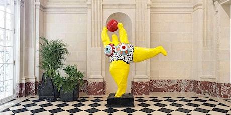 Artful Circle: NY Art Gallery Series FALL TWO  2021 - Group B/Wed at 11am tickets