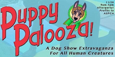 Puppypalooza tickets