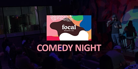 Focal Brewery Comedy Night (Wednesday) tickets