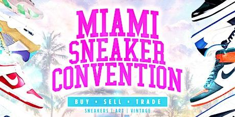 Miami Sneaker Convention tickets