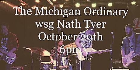 The Michigan Ordinary Live Recording tickets