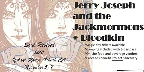 Soul Revival 2021 tickets