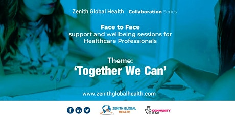 Together  We Can -A face to face support for Healthcare professionals. tickets