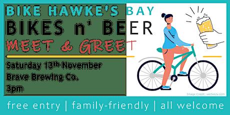 Bikes n' Beer Meet and Greet tickets
