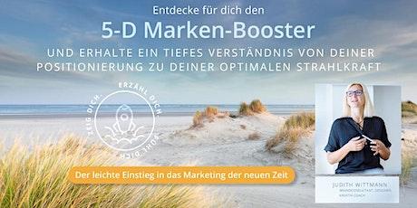 Mein-Marken-Booster November 2021 Tickets