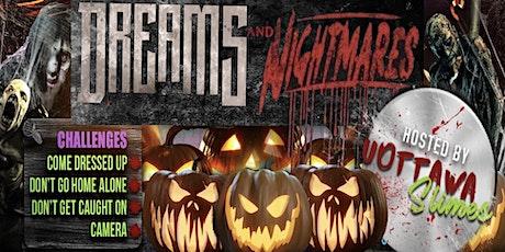 Dreams & Nightmares tickets