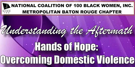 Understanding the Aftermath- Hands of Hope: Overcoming Domestic Violence tickets