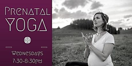 Prenatal Yoga~ In Person Golden, BC tickets