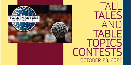 Tall Tales and Table Topics Contests tickets