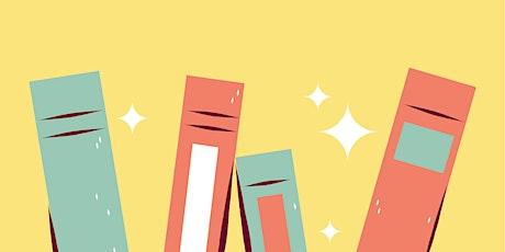 Éveil à la lecture à la bibliothèque billets