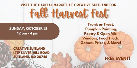 2021 Fall Harvest Fest tickets