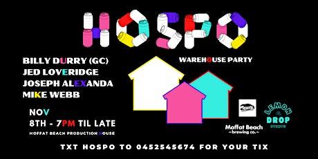 HOSPO tickets