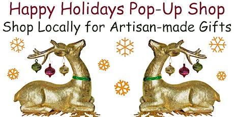 Happy Holidays Pop-Up Shop tickets