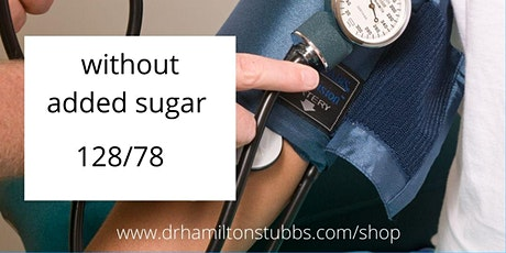 The No Added Sugar 7 Day Challenge with Free Digital Journal Tickets