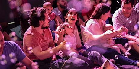 Encantadores, música y teatro para Bebés entradas