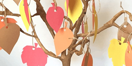 Virtual Family Art Day: Gratitude Branches tickets