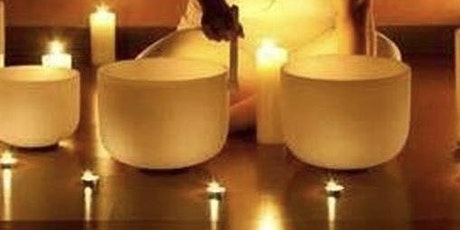 Virtual Sound Bath Meditation & Full Moon Intention Setting. tickets