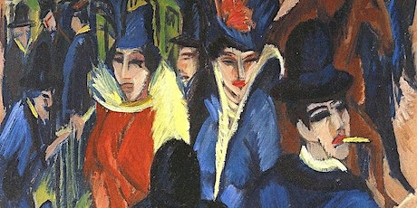 Artful Circle Art History: Life was a Cabaret - German Art Before the Fall tickets