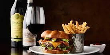 Tuesday Night Flights: Burgers and Wines tickets
