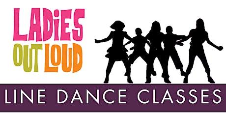 Complete Beginner Line Dance Class Non Members tickets