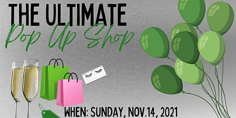 The Ultimate Pop-Up Shop tickets