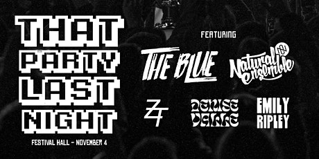 THAT PARTY LAST NIGHT VOL. 4 tickets