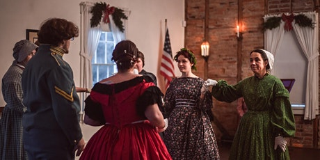 Christmas at Historic Fort Steilacoom 1863 tickets