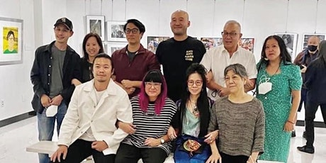 """Gallery Walk with Artists  at  """"Souls of NYC Chinatown"""" art exhibition tickets"""