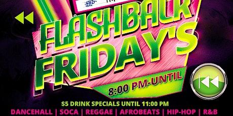 Flashback Friday's @ The Lavish Venue tickets