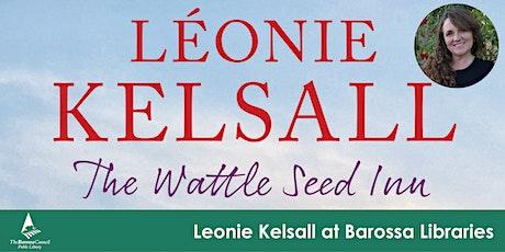 In-conversation with Leonie Kelsall tickets