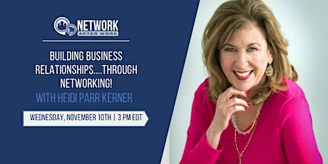 Building Business Relationships....Through Networking! tickets